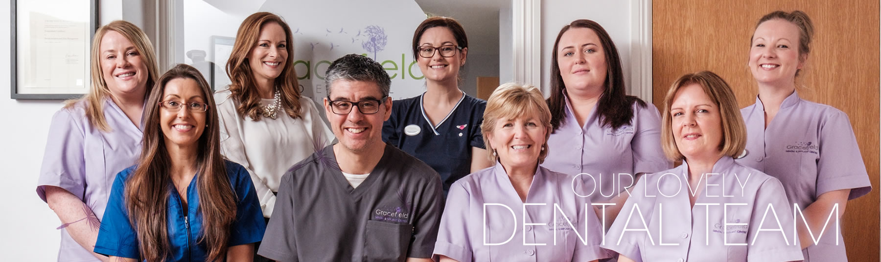 Hygiene treatments at Gracefield Dental